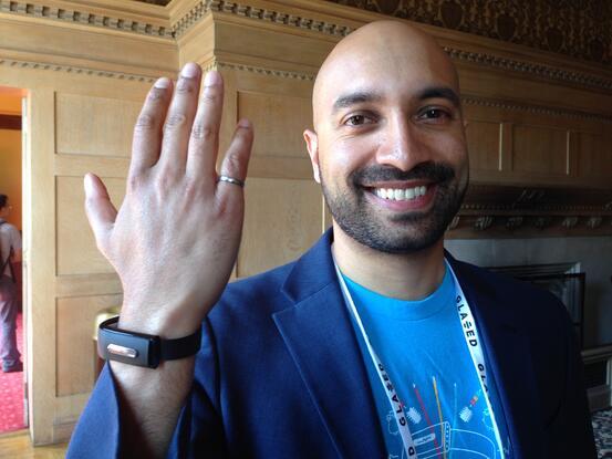 Andrew D'Souza of Bionym