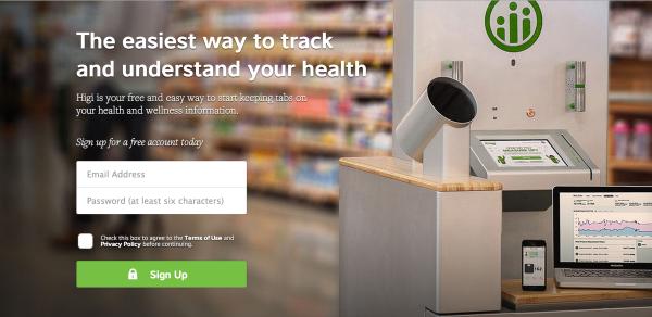 Interactive Health Kiosk